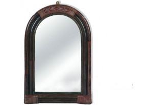 Зеркало из ротанга