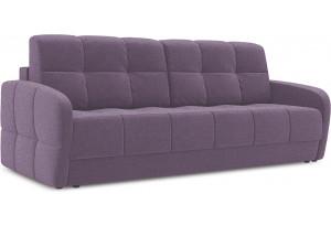 Диван «Аспен Slim» Neo 09 (рогожка) фиолетовый
