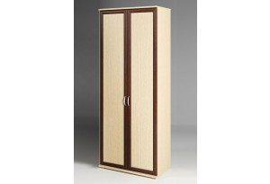 Шкаф для белья узкий ПВ-30/1 800мм.