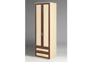 Шкаф для одежды с 2-ящ.глубокийПВ-23 600мм.