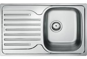 Мойка кухонная врезная Franke POLAR PXN 611-78, крыло, 780х490