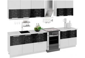 Кухонный гарнитур длиной - 300 см Фэнтези (Лайнс)