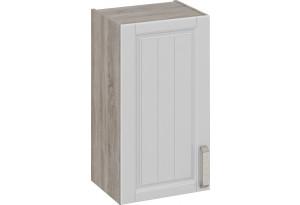 Шкаф навесной Дуб Сонома трюфель/Крем