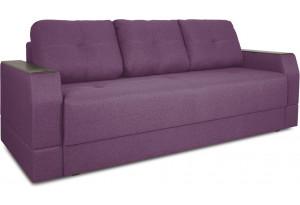 Диван «Дастин» (Kolibri Violet (велюр) фиолетовый)