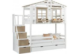 Кровать 2-яр ТК №21