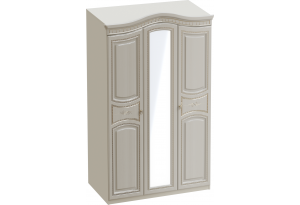 Шкаф 3х дверный Николь