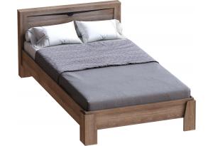 Кровать Соренто дуб стирлинг