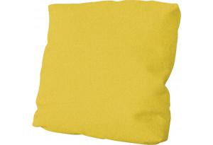 Подушка малая П1 Neo 08 (рогожка) желтый