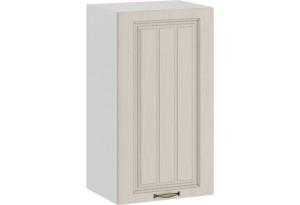 Шкаф навесной c одной дверью «Лина» (Белый/Крем)