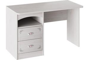 Стол с ящиками «Ариэль» Лиственница Сибиу с рисунком