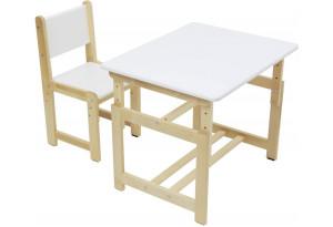 Комплект растущей детской мебели Polini kids Eco 400 SM