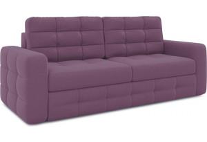 Диван «Райс» Kolibri Violet (велюр) фиолетовый