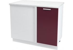 Ксения Напольный шкаф угловой стыковочный 1000 мм, с дверьми