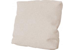 Подушка малая П1 (Levis 14 (рогожка) Бежевый)
