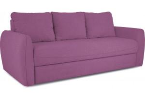 Диван «Отто» Maserati 18 (велюр), фиолетовый