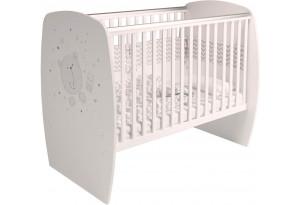 Кровать детская Polini kids French 700