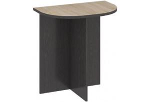 Стол приставной «Успех-2» Венге Цаво, Дуб Сонома