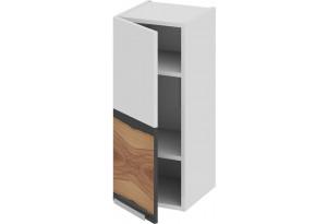 Шкаф навесной (левый) Фэнтези (Вуд) 300x323x720