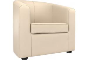 Кресло Норден Бежевый (Экокожа)