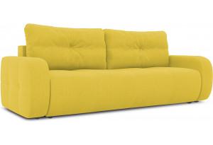 Диван «Томас» (Neo 08 (рогожка) желтый)