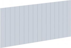 Пристенная панель СКАЙ 1210x600мм Голубая (ПП_60-121)