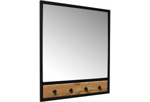 Зеркало с крючками