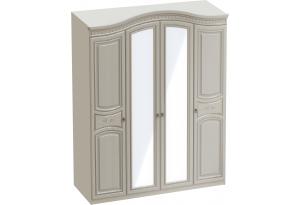 Шкаф 4х дверный Николь