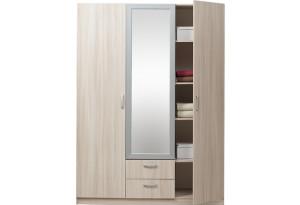 Шкаф Эко 5.14 3-х дверный