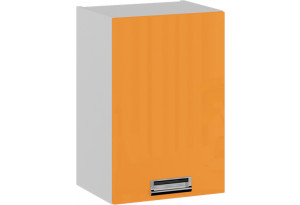 Шкаф навесной (правый) БЬЮТИ (Оранж) 400x323x600