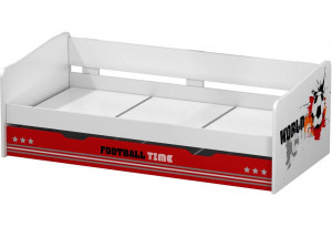 Кровать детская выдвижная Polini kids Fun 4200 Футбол