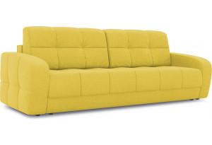 Диван «Аспен» (Neo 08 (рогожка) желтый)