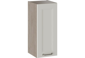Шкаф навесной ОДРИ (Бежевый шелк) 300x323x720