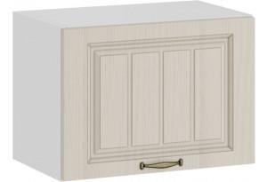 Шкаф навесной c одной откидной дверью «Лина» (Белый/Крем)