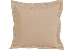 Подушка малая П2 (Poseidon Caramel (иск.замша) карамельный)