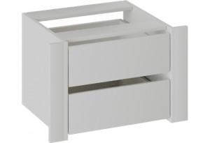 Модуль с 2-мя ящиками «Румер» Белый снег