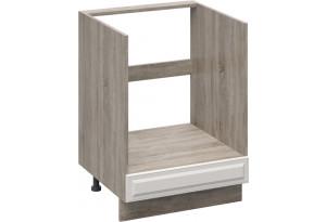 Шкаф напольный под бытовую технику с 1-м ящиком САБРИНА (Кашемир)