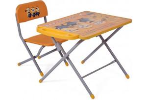Комплект детской мебели Polini kids Гадкий я 103