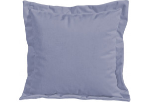 Подушка малая П2 (Poseidon Blue Graphite (иск.замша) серо-фиолетовый)