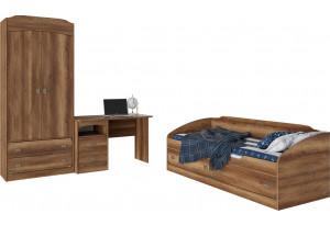 Набор детской мебели «Навигатор» стандартный Дуб Каньон