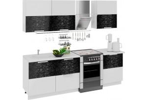Кухонный гарнитур длиной - 240 см Фэнтези (Лайнс)