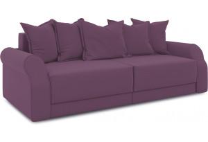 Диван «Люксор» (Kolibri Violet (велюр) фиолетовый)