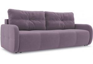 Диван «Томас Slim» Neo 09 (рогожка) фиолетовый