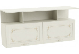 Шкаф навесной «Лючия» Штрихлак