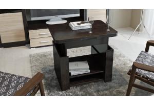 Журнальный столик тип 5 (трансформер) Венге Цаво