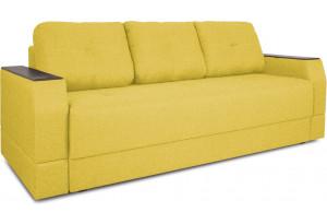 Диван «Дастин» (Neo 08 (рогожка) желтый)