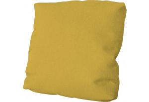 Подушка малая П1 (Poseidon Curcuma (иск.замша) желтый)