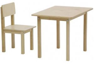 Комплект детской мебели Polini kids Simple 105 S