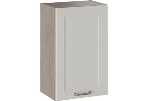 Шкаф навесной ОДРИ (Бежевый шелк) 450x323x720