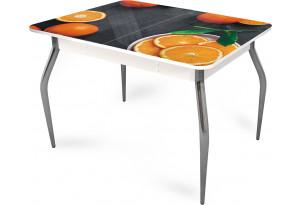 Стол раздвижной Апельсин