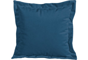 Подушка малая П2 Beauty 07 (велюр) синий